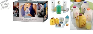 Silicon Bullet Forever Products - Clean 9, Body Wrap and Drinking Gels