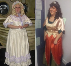 Pirates in 2010 and Iolanthe in 2013