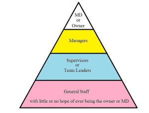 Do you work for a Pyramid Scheme?