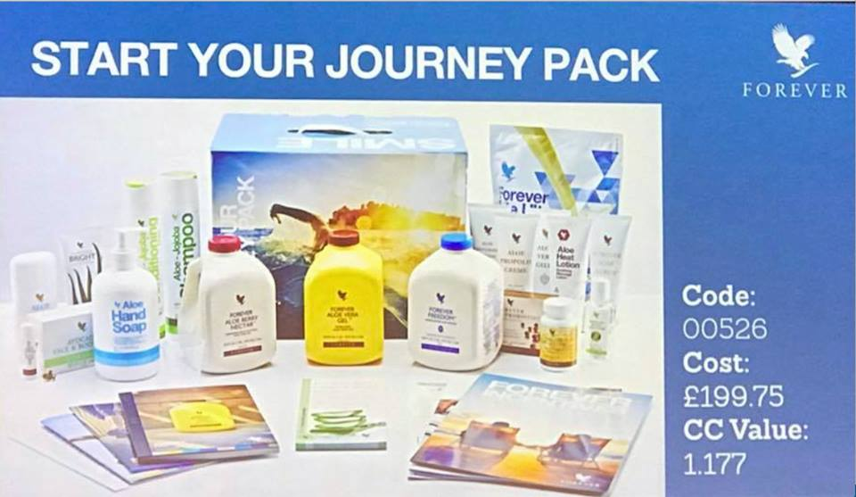 Start Your Journey Pack
