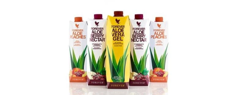 Forever Aloe Gels